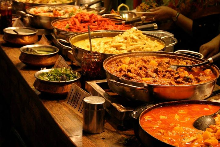 The Top 5 Halal Buffets In London